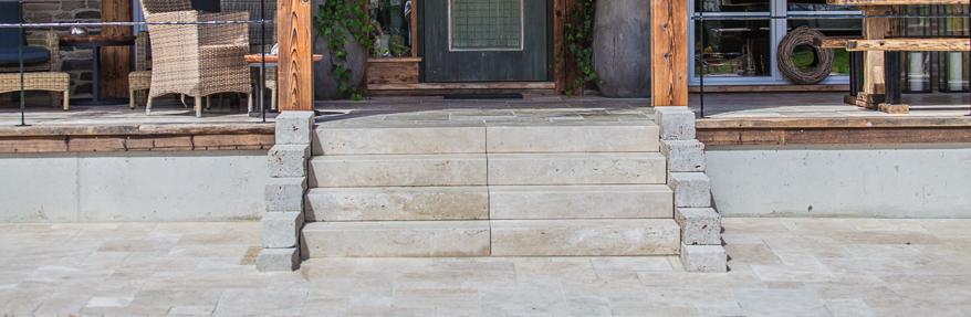 Terrassen - Fliesen Design Eiter - Fliesen Granit Marmor
